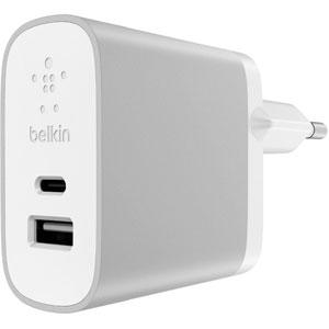 photo Chargeur secteur USB-C + USB-A