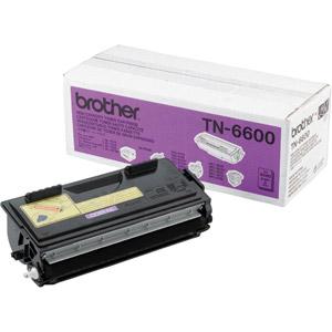 photo Toner Noir - TN-6600