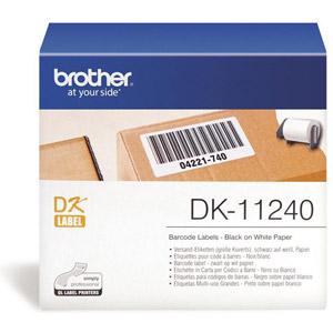 photo Étiquettes code à barres - DK11240