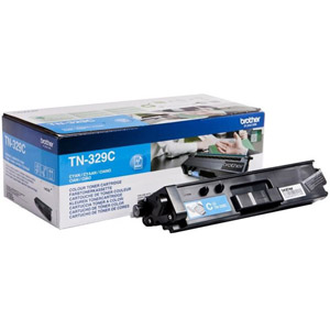photo Toner Cyan TN-329C - 6000 pages