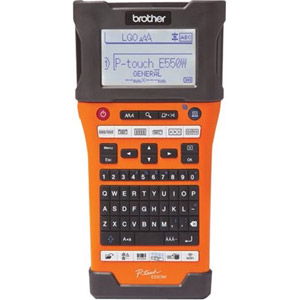photo P-Touch PT-E550WVP