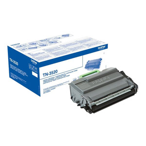photo Toner Noir TN-3520 - 20000 pages