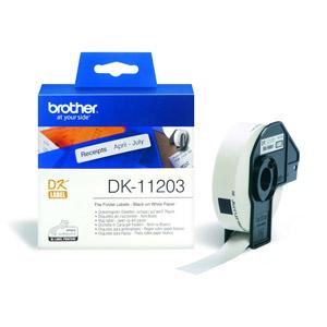 photo DK-11203 - Étiquettes