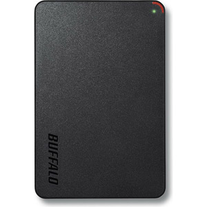 MiniStation HD-PCF2.0U3BD-WR - 2To / Noir