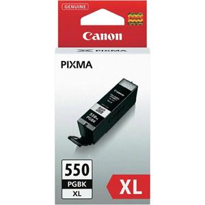 photo Cartouche d'encre Noir Pigmenté - PGI-550PGBK XL