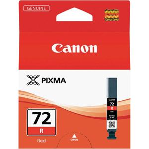 photo Cartouche d'encre rouge pigmenté - PGI-72R