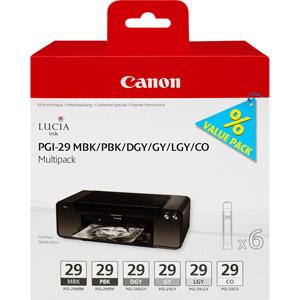 photo PGI-29 - Multipack / 36 ml