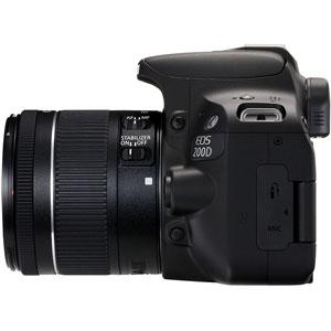 EOS 200D +EF-S 18-55mm