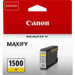 photo PGI-1500 - Jaune/ 4.5 ml