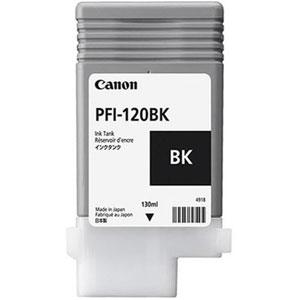 photo PFI-120BK - Noir/ 130 ml