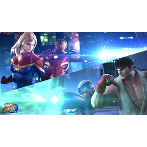 Marvel Vs. Capcom - Infinite Deluxe (PS4)