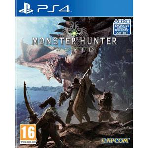Monster Hunter : World (PS4)