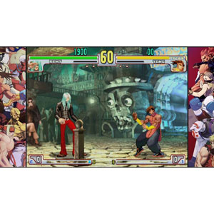 Street Fighter: 30th Anniversary (Switch)