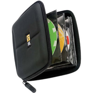 photo CDE-24 - Portefeuille - 24 CD