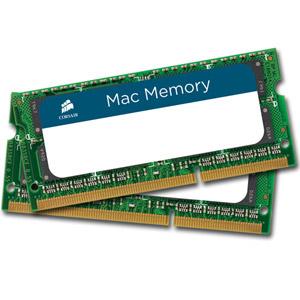 photo Mac Memory 2 x 4 Go PC3-8500 CL7