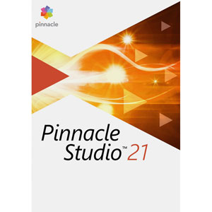 Pinnacle Studio Standard v.21