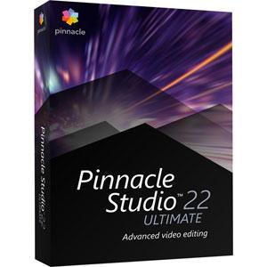 photo Pinnacle Studio Ultimate v.22