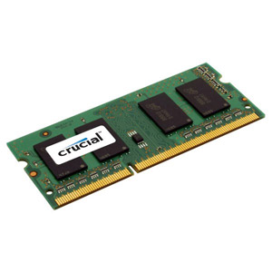 photo SO-DIMM 4Go DDR3L PC3-12800 1.35V CL11