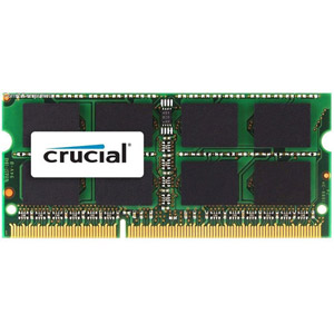 photo SO-DIMM 4Go DDR3 PC3-8500 1.5VCL7