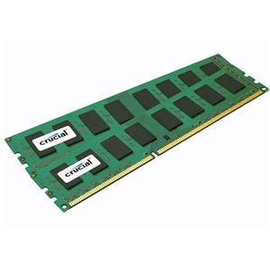 photo 2 x 8 Go DDR3 PC3-12800 CL11