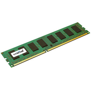 photo Crucial 4Go DDR3 PC3-14900 CL13