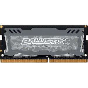 photo Ballistix Sport LT Gris 16Go DDR4 PC4-21300 CL16
