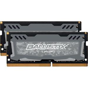 photo Ballistix Sport LT Gris 2x 8Go DDR4 PC4-21300 CL16
