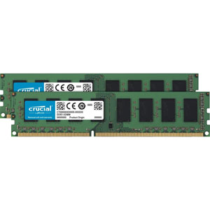 photo 2x 8Go DDR3 PC3-14900 CL13