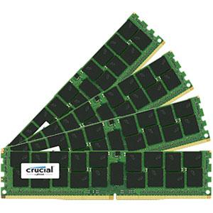 photo 4 x 16Go DDR4 PC4-19200 CL17