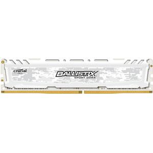 photo Ballistix Sport LT Blanc 4Go DDR4 PC4-21300 CL16