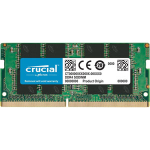 photo 8Go DDR4 SODIMM PC4-21300 CL19