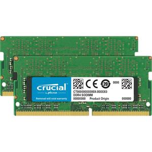 photo 32Go (2x16Go) DDR4 PC4-19200 CL17