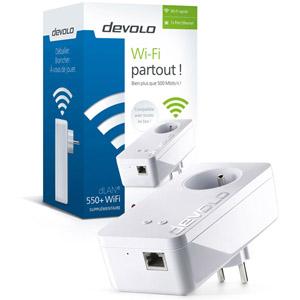 dLAN 550+ WiFi
