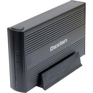 photo Boîtier USB 2.0 pour disque dur 3.5  SATA/IDE