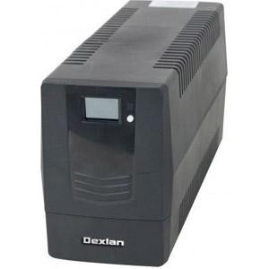 photo Onduleur LCD tactile 600VA