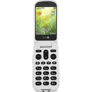 Doro 6050 Graphite/Blanc