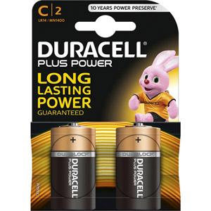 photo Plus Power 1.5V/C - Pack de 2 piles