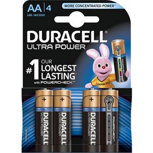 photo Ultra Power 1.5V/AA - Pack de 4 piles