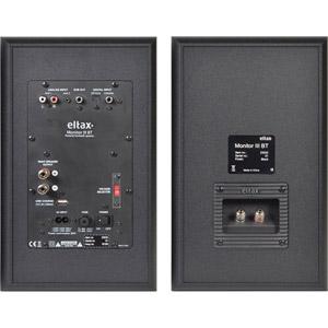 Monitor III BT Noir (la paire)