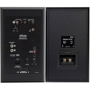 Monitor III BT Phono - Noir