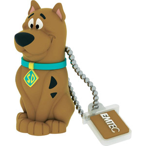 photo HB106 USB2.0 8Go Scooby Doo