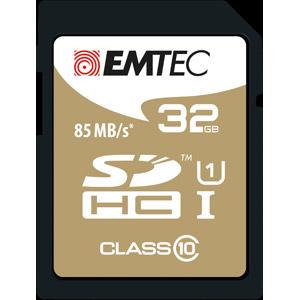 photo SDHC 32GB Class10 Gold +