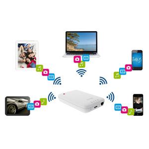 Wi-Fi HDD P600 500Go