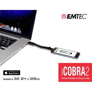 USB3.0 DUO Lightning Charg T500 BL 64Go