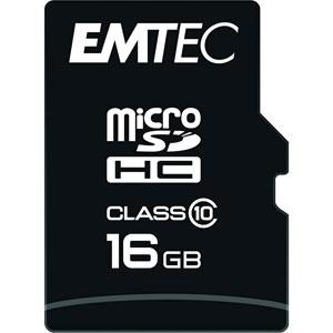 photo microSDHC Class10 Classic - 16Go