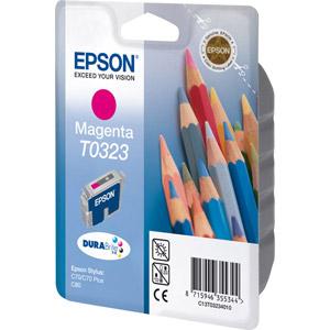 photo Série Crayons - Magenta pigmenté - T0323