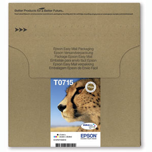photo T0715 Série Guépard Easy Mail Pack - Multipack