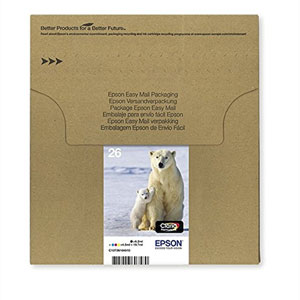 photo 26 Série Ours polaire Easy Mail Pack - Multipack