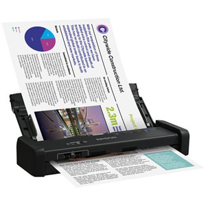 WorkForce DS-310 Power PDF