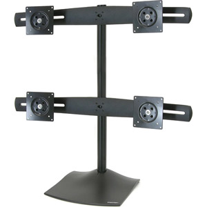 DS100 Quad-Monitor Desk Stand